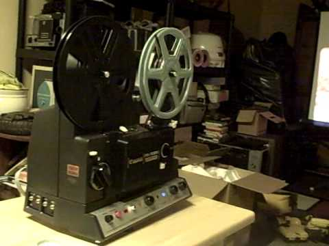 Canon PS-1000 Canosound Super 8 Movie Projector with sound