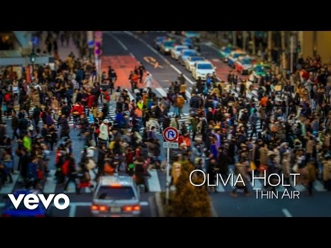 Olivia Holt - Thin Air (Audio Only) ft. Jordan Fisher