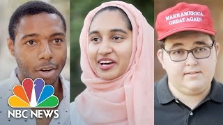 Students Share Their Thoughts Before Second Presidential Debate   NBC News