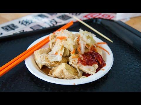 Stinky Tofu at Maokong Gondola & Lin's Family Garden (Taiwan Day 11)