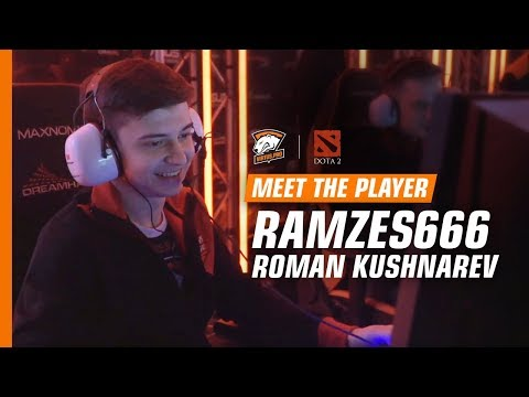 MEET THE PLAYER | RAMZES666 on his favorite VP match, Solo's leadership and life after Dota
