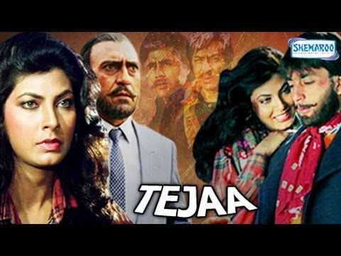 Tejaa - Full Movie In 15 Mins - Sanjay Dutt - Kimi Katkar - Sonu Walia