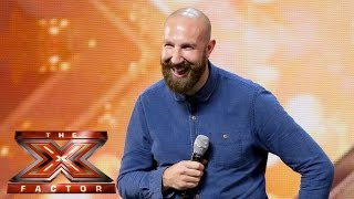 Preview: Shut up and eat ice cream   Auditions Week 4   The X Factor UK 2015
