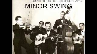 Minor Swing. :Django Reinhardt et le quintette du Hot Club de France