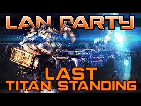 Cold Steel Hot Flesh - Last Titan Standing - LAN Party