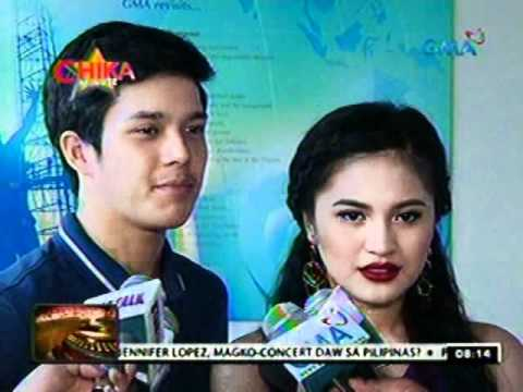 24oras: Elmo Magalona, may pabirong request kay Julie Anne sa darating na birthday