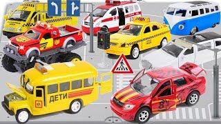 Cars Technopark Service and passenger transport