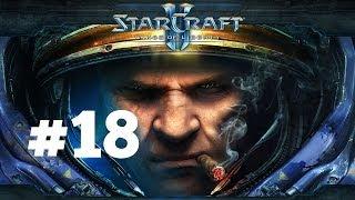 StarCraft 2 - Побег (Тош) - Часть 18 - Эксперт - Прохождение Кампании Wings of Liberty