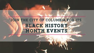Black History Month 2016 Events