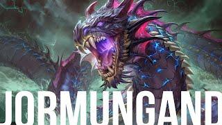 God Spotlight: Jormungandr, the World Serpent