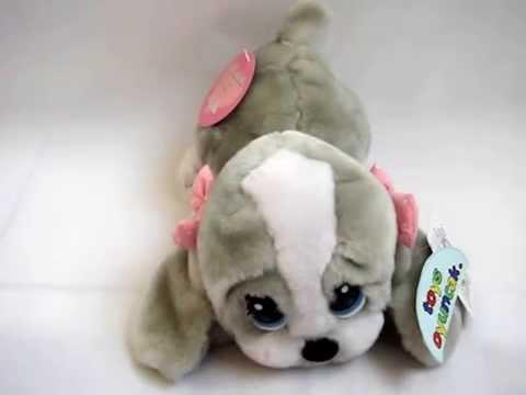 Sad Sam Toys Sad Sam Honey Köpek Peluşu