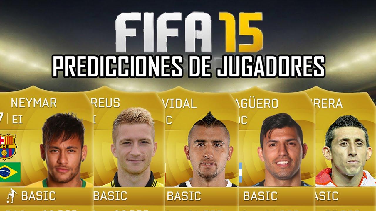 FIFA 15 Predicciones de