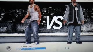 Def jam icon all characters
