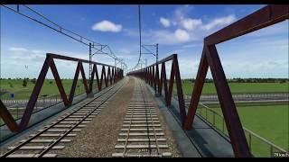Zugmitfahrt im ICE Teil 2 - Transport Fever | m und r & der Rasende