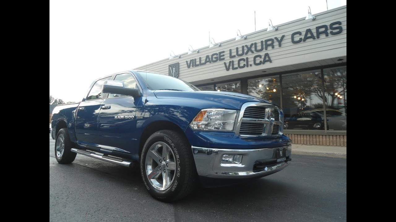 2011 Dodge Ram Big Horn Edition In Review Village