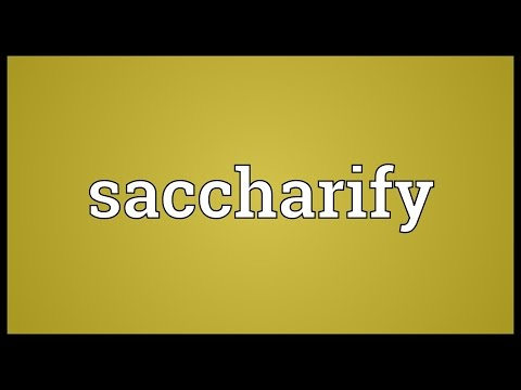 Header of saccharify