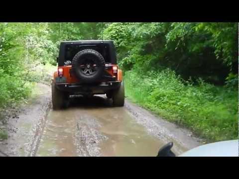 Jeep Wrangler Offroad - JKFreaks.com June 2012