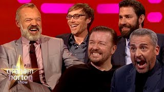 The Best Of The Office UK & USA On The Graham Norton Show