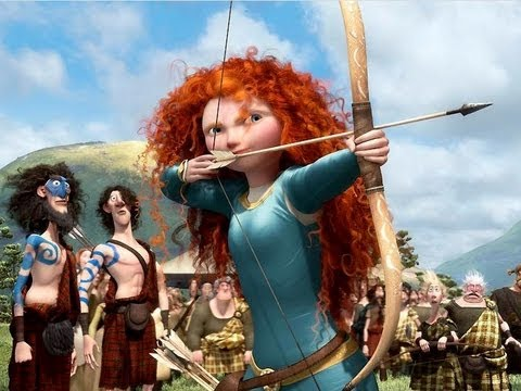 Merida - Legende der Highlands | Deutscher Trailer #3 HD