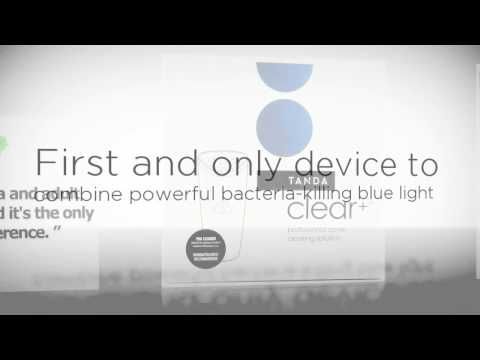 The Tanda Professional Acne Clearing Device -- Advanced Technology for Efficient Results