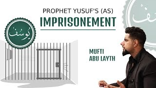 Video: In Quran 12:36, was Joseph imprisoned because he was forgetful? - Abu Layth