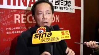 [Sina Entertainment] 新浪娱乐柏林电影节对话江志强