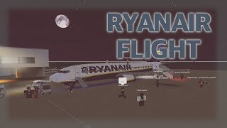 ROBLOX | Ryanair 737-800 Flight MEDICAL EMERGENCY LANDING!