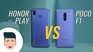Gaming phone tầm trung, chọn máy nào đây? - Honor Play vs Pocophone F1