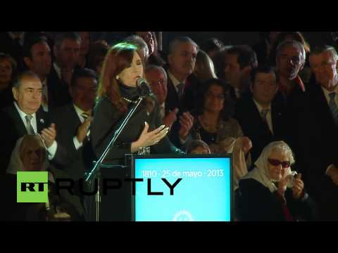 Argentina: Decade of Kirchner rule celebrated in Buenos Aires