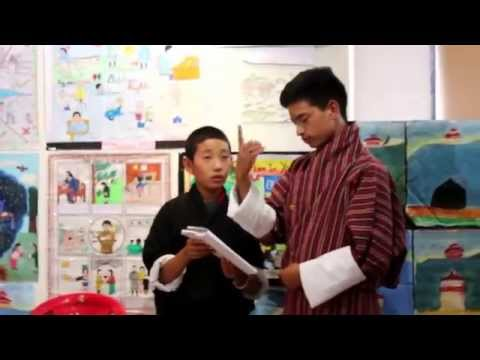 CRC Summer Art Camp in Thimphu