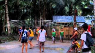 Hilaan Fiesta volleyball