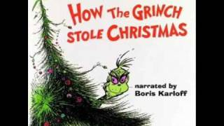 You 39 Re A Mean One Mr Grinch Thurl Ravenscroft Hd Audio
