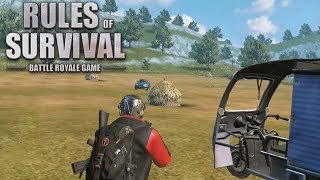 Poor Guy! (Rules of Survival: Battle Royale #123)