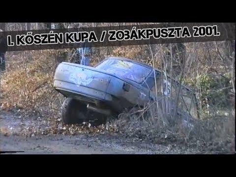 #RetroRallye NO'24. / I. Kő-Szén kupa 2001. Zobákpuszta.- TheLepoldMedia