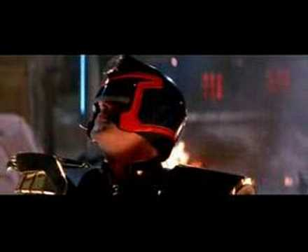 Judge Dredd - I AM THE LAW