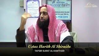 Yayasan Ta'lim: Tafsir Surat Al-Kawthar [30-01-16]