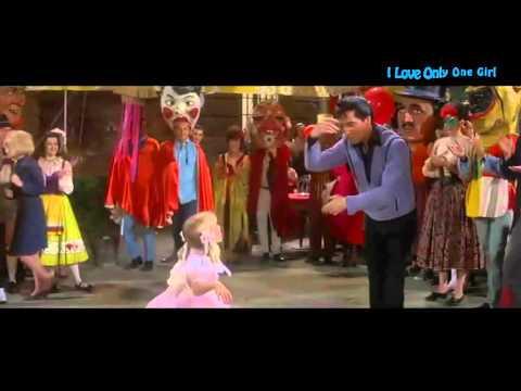 Elvis Presley - I Love Only One Girl