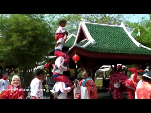 Guan Yin Festival at Ancient Siam
