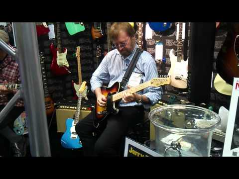 Jerry Donahue, Jamming at Namm