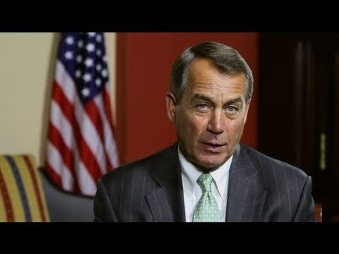 Speaker Boehner on ObamaCare Slush Funds