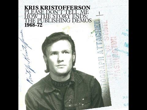 Kris Kristofferson - Epitaph (Black And Blue)