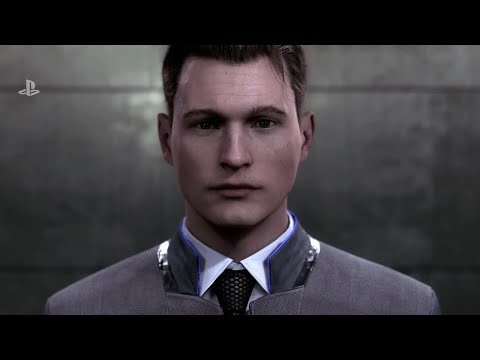 Detroit: Become Human Gameplay Demo - PSX 2017