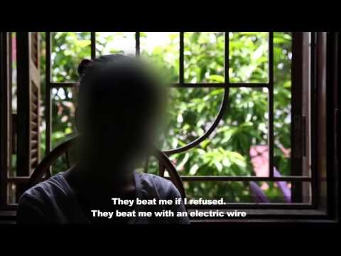 The Survivors: Trafficked Women and Girls of Vietnam