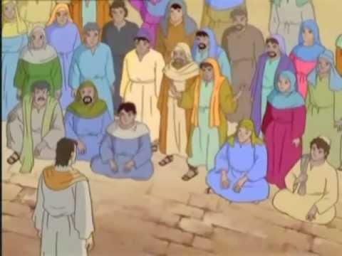 51 - La vita di Gesù in cartoni (film completo)