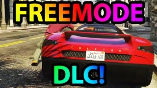 GTA 5 Online Freemode Events Update - NEW LEAKED DLC Unlockables (GTA 5 Online DLC Update)