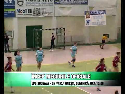 Sport – Incep meciurile oficiale