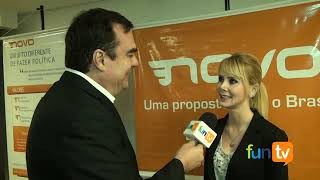 FunTV Palestra do Partido Novo com a Empresária Letícia Catel em Fortaleza 1ª Parte
