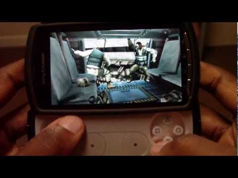 Modern Combat 3: Fallen Nation (Xperia Play) Gameplay