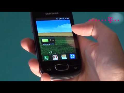 Samsung Galaxy Mini - Android dla mas