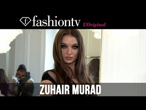 Zuhair Murad Fall winter 2014-15 | Paris Fashion Week Pfw | Fashiontv video